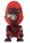 Mystery Figurine Knucklebear Trexi Plus Series 02 Joe LedBetter Released: January 2007